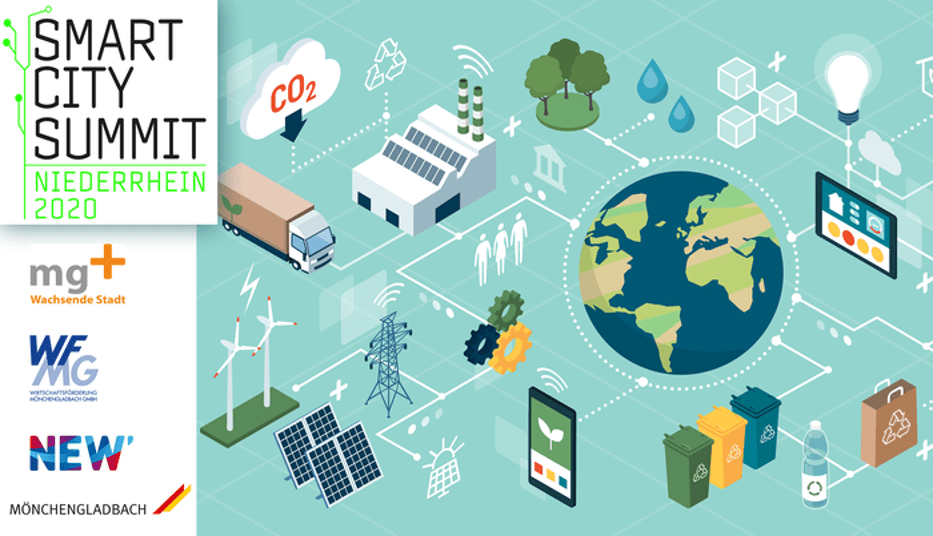 SmartCity-Summit jetzt am 2. Dezember 2020