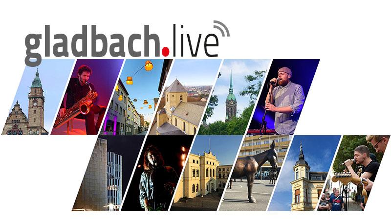 Gladbach geht live. Geh doch einfach mit!